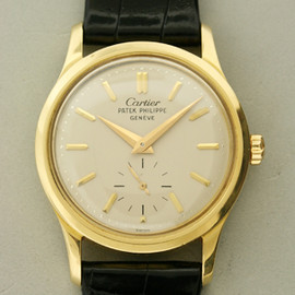 PATEK PHILIPPE × CARTIER - Ref.3403 18KYG(SOLD)