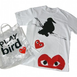 PLAY COMME des GARCONS - PARFUMS PLAY bird