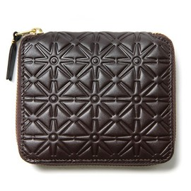 Wallet COMME des GARCONS  - CLASSIC EMBOSSED A (SA2100E)