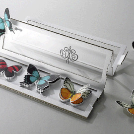 """HOTEL BUTTERFLY"" Bookmarker"