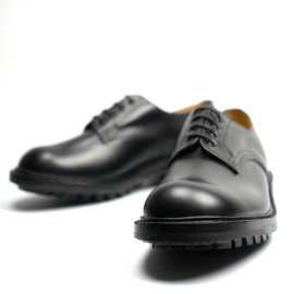 The Old Curiosity Shop x Quilp by Tricker's - Tramping Shoes / Box Calf Black