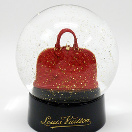 LOUIS VUITTON - SNOW DOME