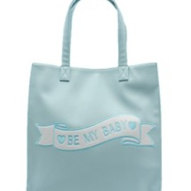 WEGO - BE MY BABYトートバッグ