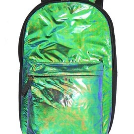 EMMA MULHOLLAND - IRIDESCENT BACKPACK