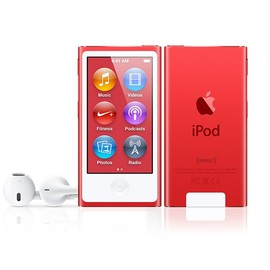 Apple - iPod nano - (PRODUCT) RED