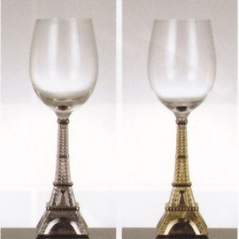 DULTON - EIFFEL TOWER GLASS Wine