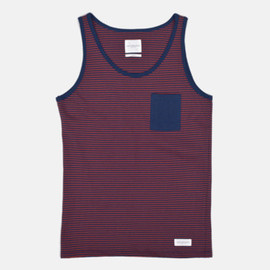 Saturdays - Rosen Solid Pocket Tank