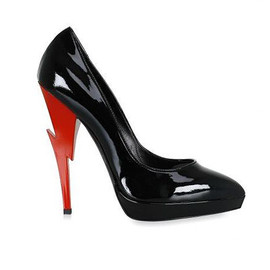 DSquared2 - Lightning Bolt Heel