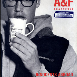 A&F Quarterly Back To School Issue 99/ブルース・ウェーバー写真 Bruce Weber