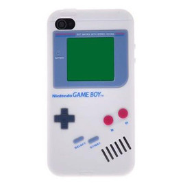 Nintendo Gameboy Luck Cases and Covers for iPhone 4/4s