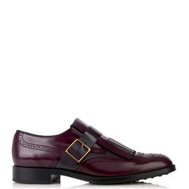 TOD'S - Gomma leather loafers