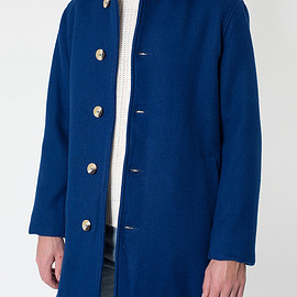 American Apparel - Wool Peacoat