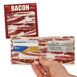 Archie McPhee - Bacon Wallet