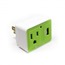 Satechi - Compact USB Surge Protector