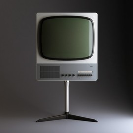 BRAUN - FS 80 TV by Dieter Rams, ca 1964