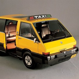 Alfa Romeo - New York Taxi - Italdesign Concept