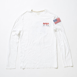 Tom Sachs - NASA Long Slleeve Tshirt