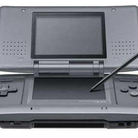 Nintendo - Nintendo DS Graphite Black