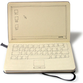 MOLESKINE - laptop
