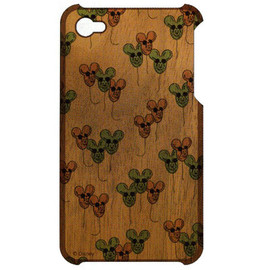 Disney - disney i phone4S wood case