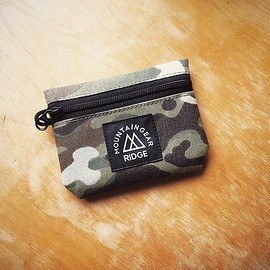 RIDGE MOUNTAIN GEAR - X-Pac Wallet MultiCam