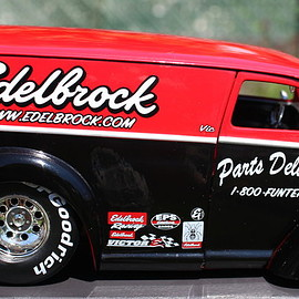 Edelbrock - Edelbrock EQUIPPED Panel Van
