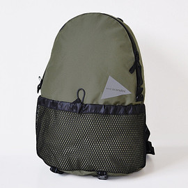 and wander - 20L daypack