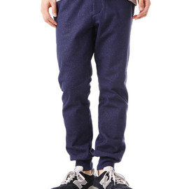 sacai - SWEAT EASY PANTS