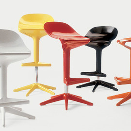 Kartell - Spoon stool(スプーン スツール)
