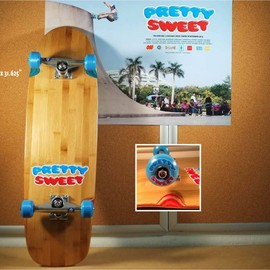 GIRL&Chocolate - PRETTY SWEET LTD CRUISER