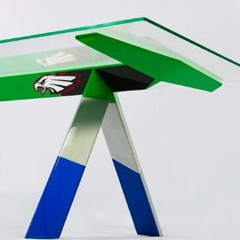 Konstantin Grcic - chamipons table