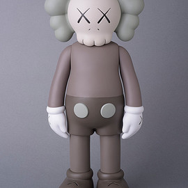 MEDICOM TOY, メディコムトイ - 2016 KAWS COMPANION BROWN COLORWAY (OPEN EDITION)