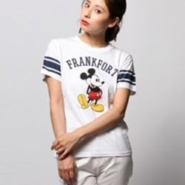 ROSE BUD - FRONT MICKEY S/S-T