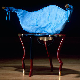 Borek Sipek - Bambi, chair, 1983