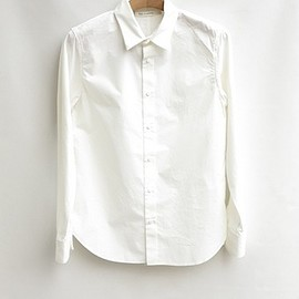Honor gathering - REGULAR COLLAR SHIRT - LUXURY HOTEL SMOOTH COTTON BED SHEET