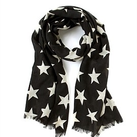 Country Road - Large Star Scarf