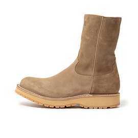 NONNATIVE - RANCHER ZIP UP BOOTS COW SUEDE by OFFICINE CREATIVE