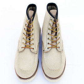 """RED WING - #8173 6"""" Moc Toe Boots (MADE IN USA)"""