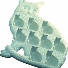 Lekue - Classic Cat Ice Cube Tray