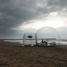 Crystal Bubble Microhome - Crystal Bubble Microhome