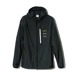 F.C.R.B. - F.C.R.B. PACKABLE JACKET