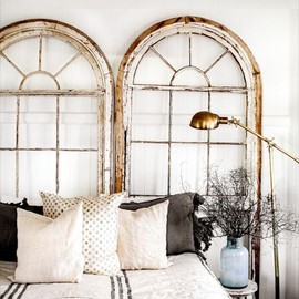 Headboard alternative