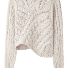 ISABEL MARANT - Versus Irish Knit