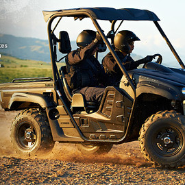 YAMAHA - Tactical Black Rhino 700 4x4 Special Edition