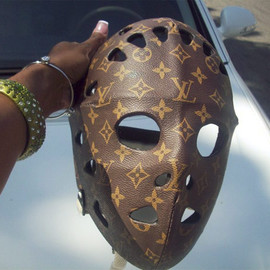 LOUIS VUITTON - JASON MASK