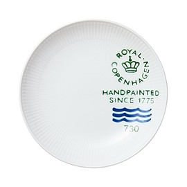Royal Copenhagen - White Plain Signature