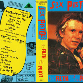 Sex Pistols - The Filth and the Fury! [VHS]
