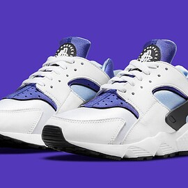 NIKE - Air Huarache - Concord/Light Blue/Black?
