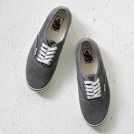 VANS - Washed Authentic - Black