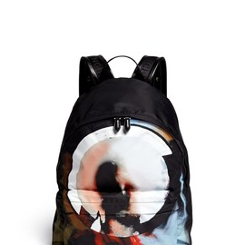 GIVENCHY - MADONNA HALO PRINT BACKPACK